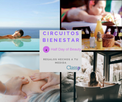Circuito de Belleza y Relax 4 - Half Day of Beauty